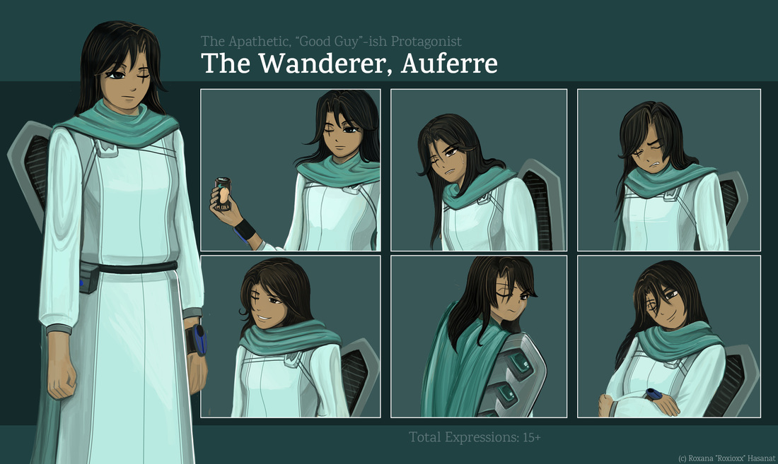 Auferre the Wanderer